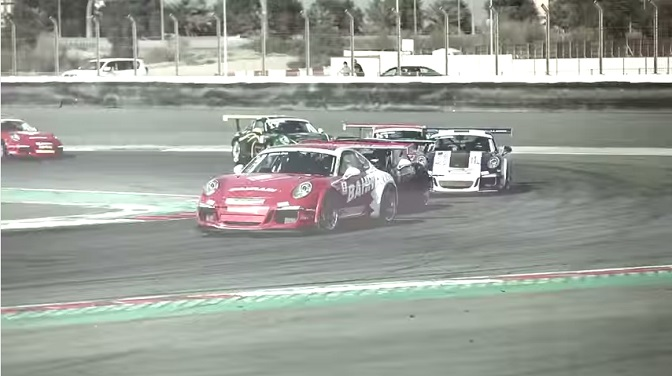 Porsche GT3 Cup Challenge Middle East Season 6 - Preview